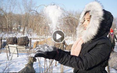 Rocky Journey Trip EP:8 พาเที่ยวฮาร์บิน พร้อมความหนาวเหน็บ -32 องศา!!!