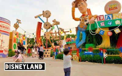 พา เที่ยวฮ่องกงดิสนี่ย์แลนด์และ โรงแรม Disneyland Explorer Lodge
