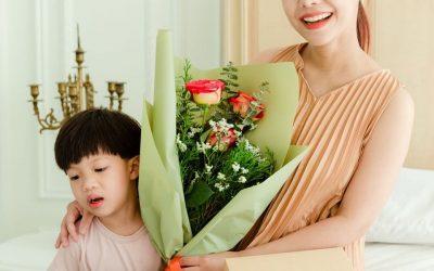 ไม่ใช่ดอกไม้จากสามีแน่นอนค่ะ…